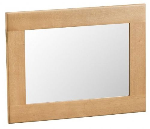 Chelmsford Oak Small Wall Mirror